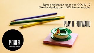 PIONIER! Tijdscapsule – Play it forward