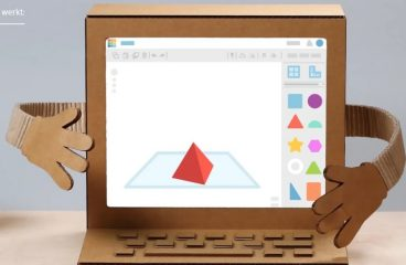 Webinar Tinkercad voor 3D print