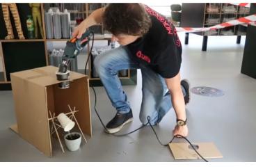 Makersbase – Goldberg Machine (onhandige robot)