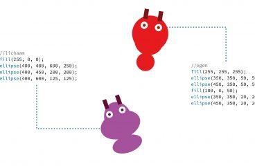 Makersbase – Een Microbe programmeren in Processing