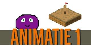ZANDBAK Animatie Aflevering 1: De Blob